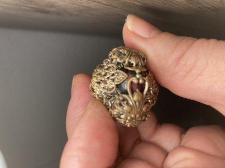 Was für ein Ring ist das?