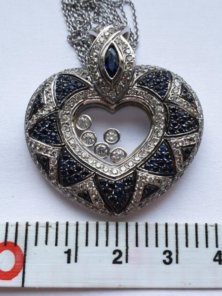 Verkaufswert Chopard Halskette
