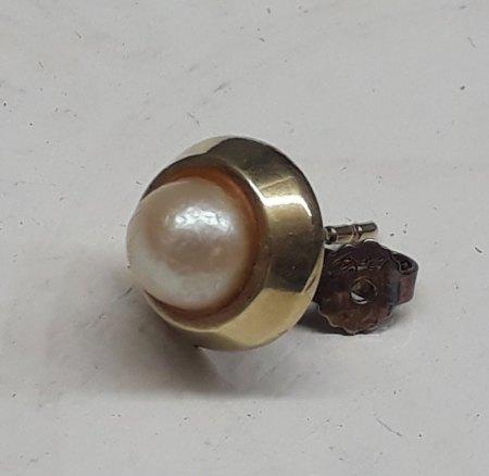 Perlenohrstecker - echt oder synthetisch?