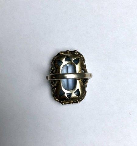 Ring Aquamarin
