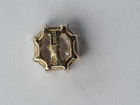 Brilliant Ohrstecker 585 Gold