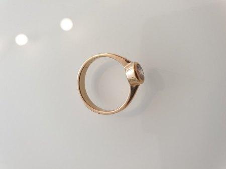 Echtheit eines Rings mit Stein