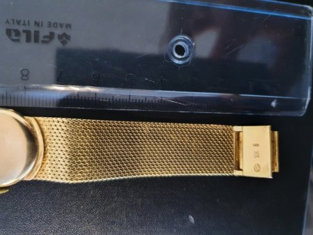 Damenuhr Gold 18k / 750er (No. 3)