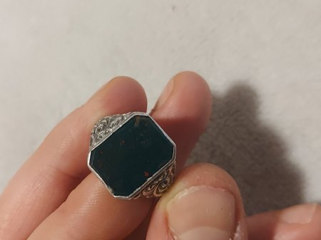 2 Silber Ringe