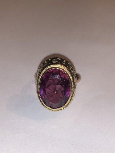 Ring aus Erbschaft von Oma