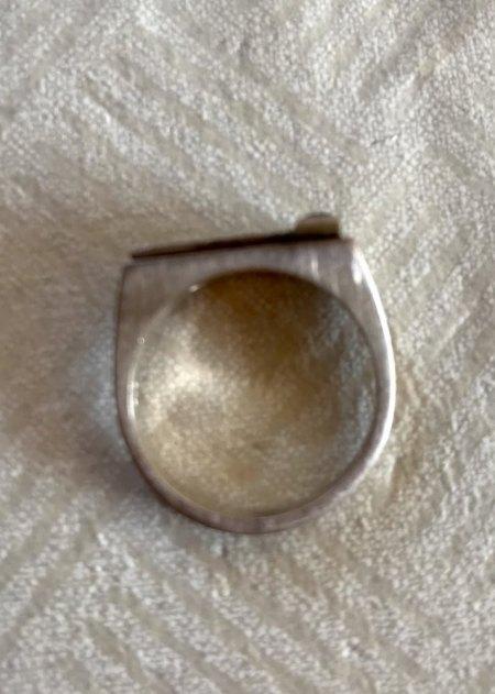 Ring und Brosche 925er