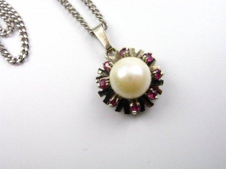 Perlenkette aus Nachlass, welcher Wert, welches Alter?
