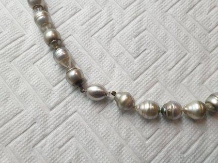 Perlenkette - aber welche Perlen?