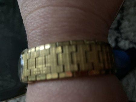 Schätzung Gold Damenuhr DUGENA