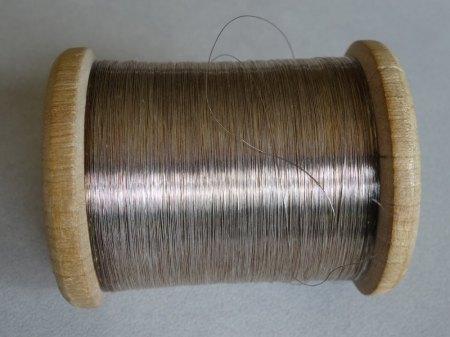 995/1000 Silberdraht - 250 Gramm - zu verkaufen