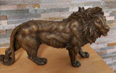 Bronze oder bronziert