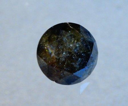 Schwarzer Diamant - 2,25 Carat - aus Goldschmiede zu verkaufen