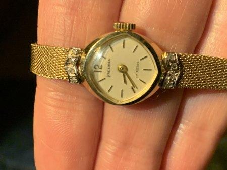 Preziosa Damen-Uhr