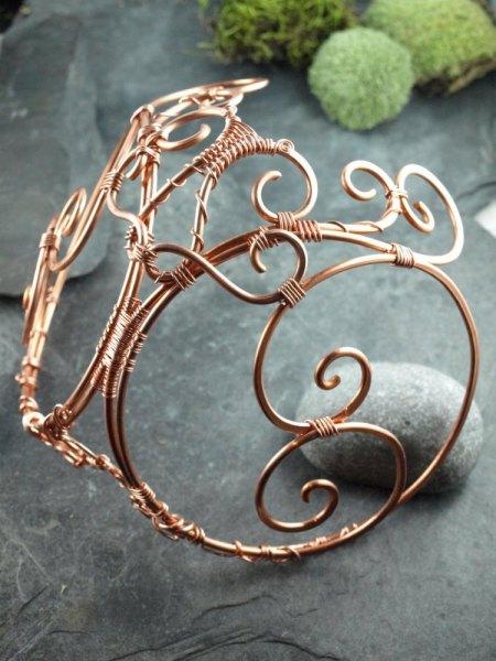 Kupferdraht / Wire wrapping