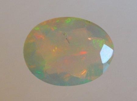 Welo Opal - oval facettiert - 1,07 Carat aus Goldschmiede zu verkaufen (8)