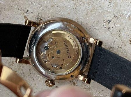 Nachlass Cartier uhr