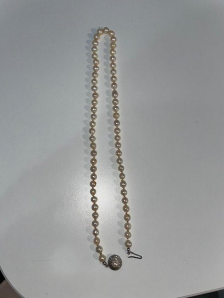 Perlenkette Wert