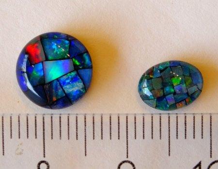 Opal-Schatzkiste aus Goldschmiede zu verkaufen