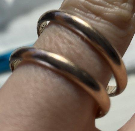 Möglichst nahe München gesucht: Goldschmied für fugenlose Ringe aus eigenen (333-)GG-Ringen