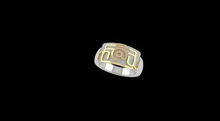 Anhänger und Ring
