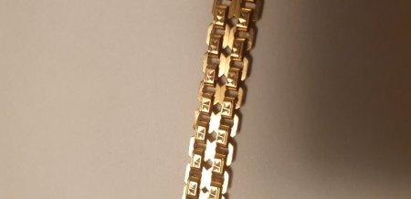 Rosegold Armband Bauform? Hersteller? Wert?