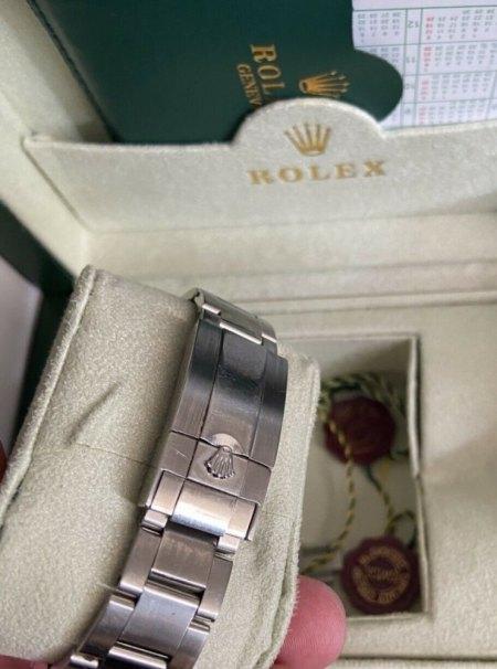 Rolex von Frau geschenkt bekommen ^^ Hilfe