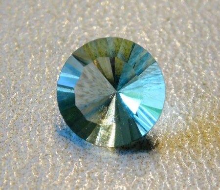 Meerwasserblauer Fluorit - aus Goldschmiede zu verkaufen (3)