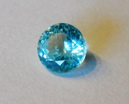 Hellblauer Apatit - aus Goldschmiede zu verkaufen (3)