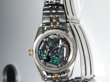 Rolex Quartz uhr