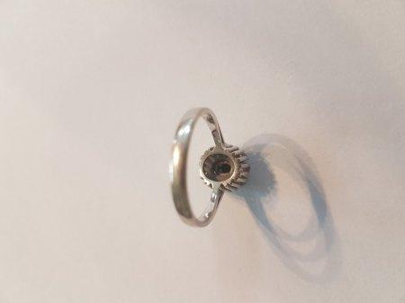 Ring aus Erbschaft,  bitte um Einschätzung