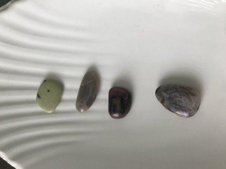 Was sind das für Steine?
