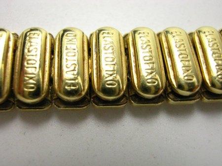 Fixoflexo Armband in 585er Gold