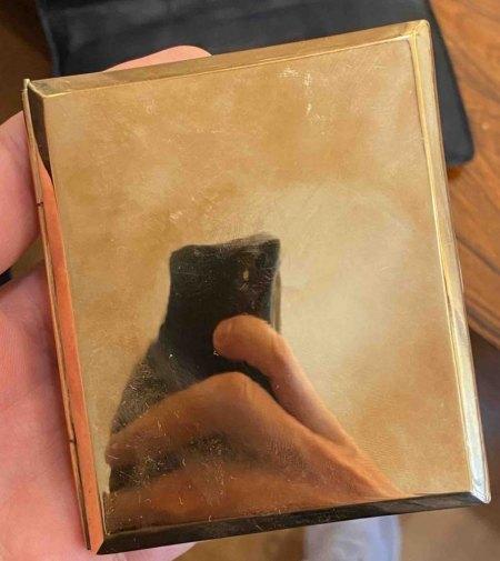 Zigarettenetui 585 Gold / Wo verkaufen?
