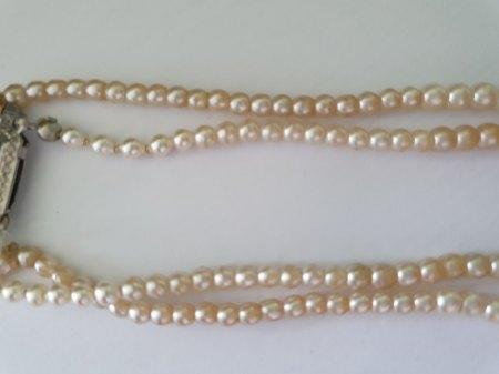 Bewertung Perlenkette