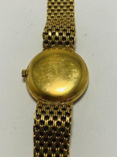 Ebel Damenuhr Gold 18kt