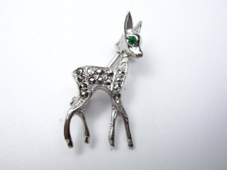 Bambi Brosche