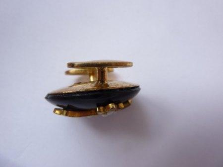 Unbekanntes Objekt mit Perlen / Kreuz/  Alter? Verwendung? Material?
