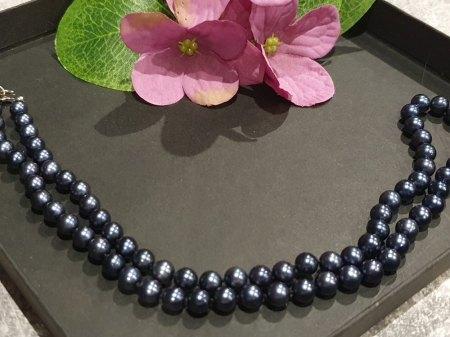 Wertschätzung dieser Perlenkette