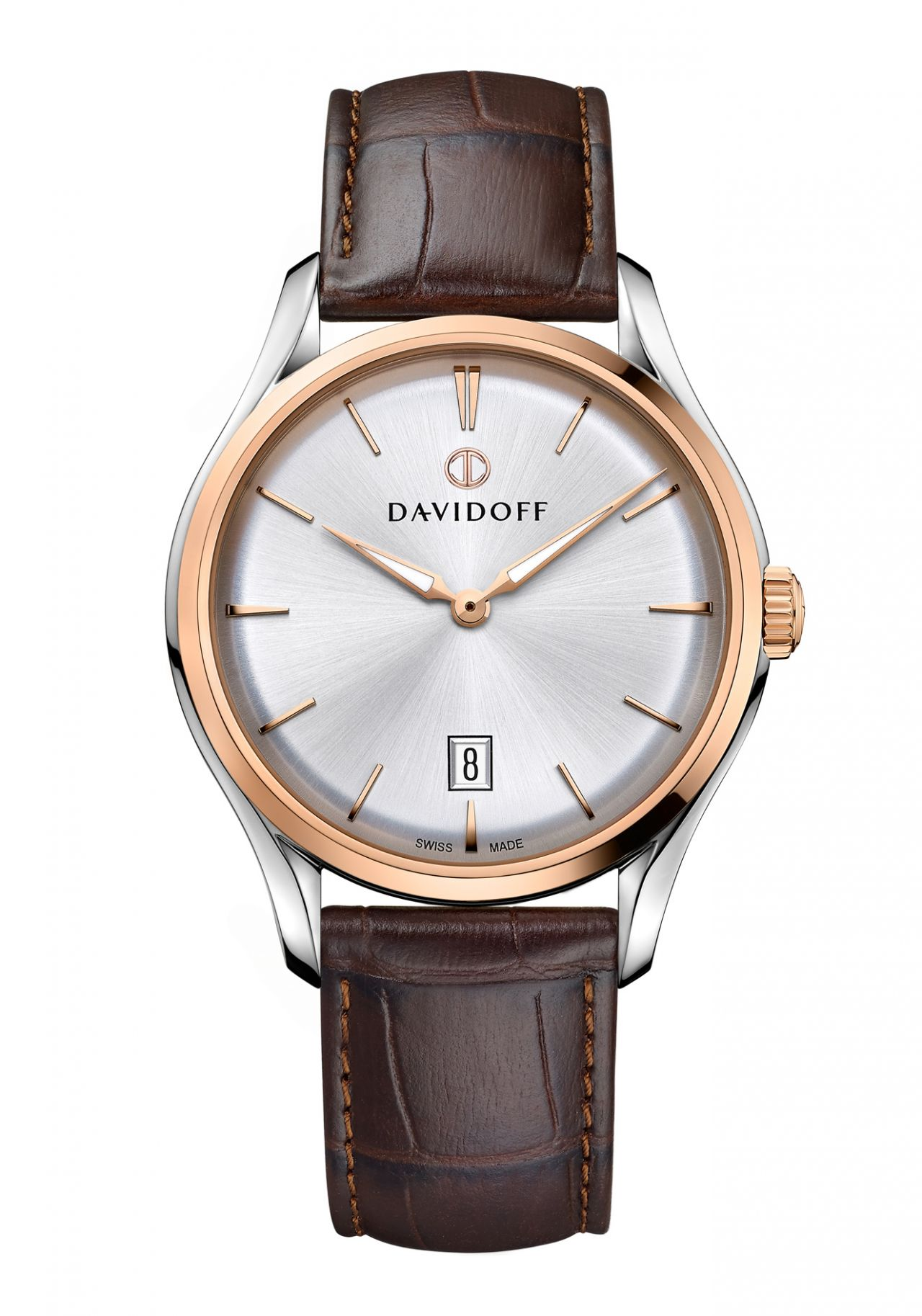 Davidoff Essentials No. 1 Herrenuhr
