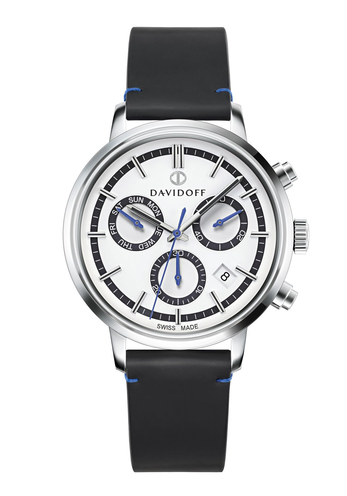 Davidoff Essentials No. 2 Herrenchronograph