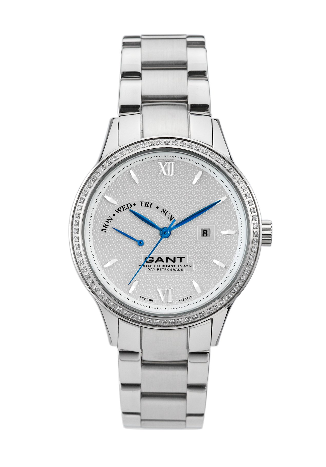 Gant Kingstown Silver Damenuhr