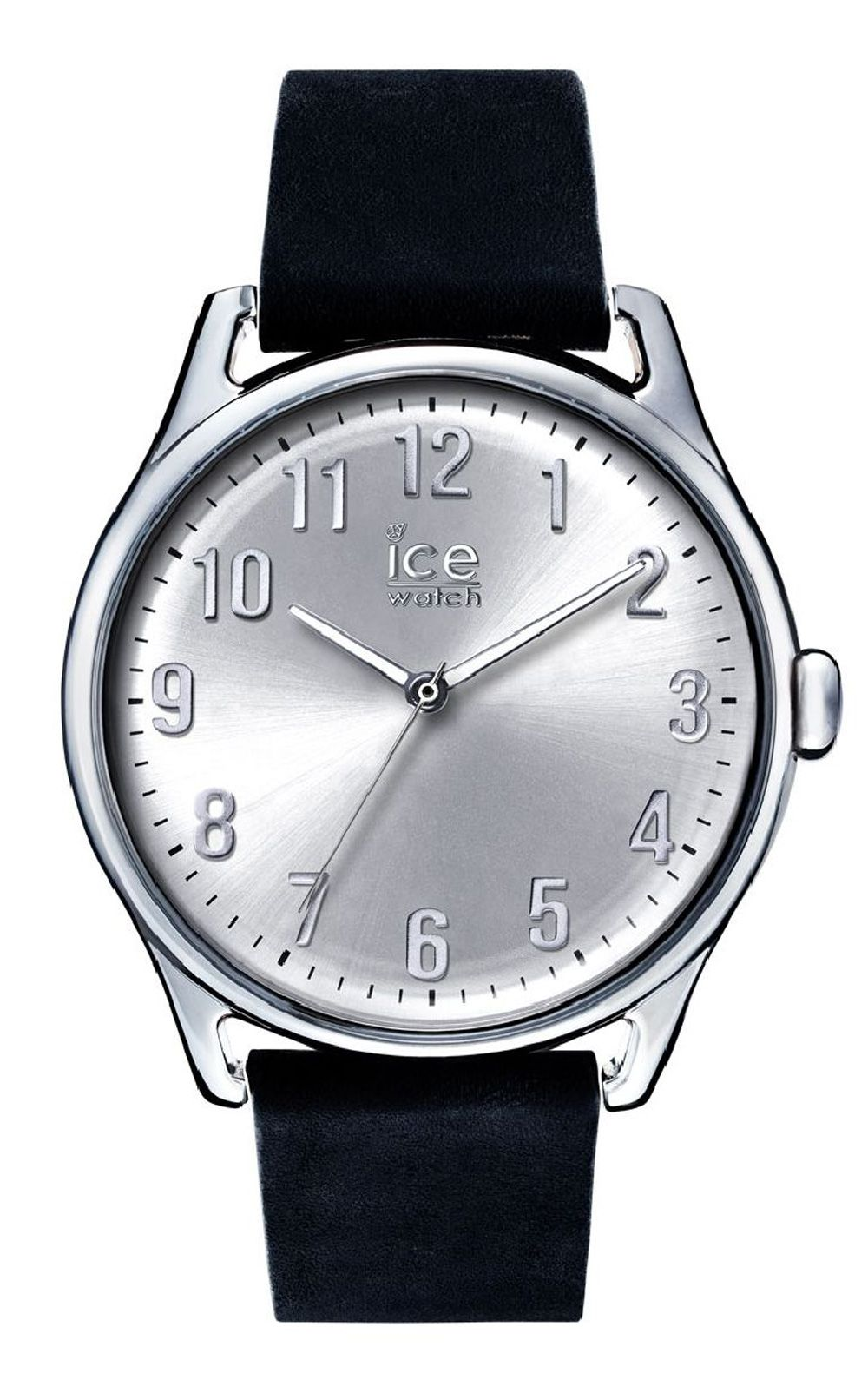Ice-Watch ICE time Black Silver Large