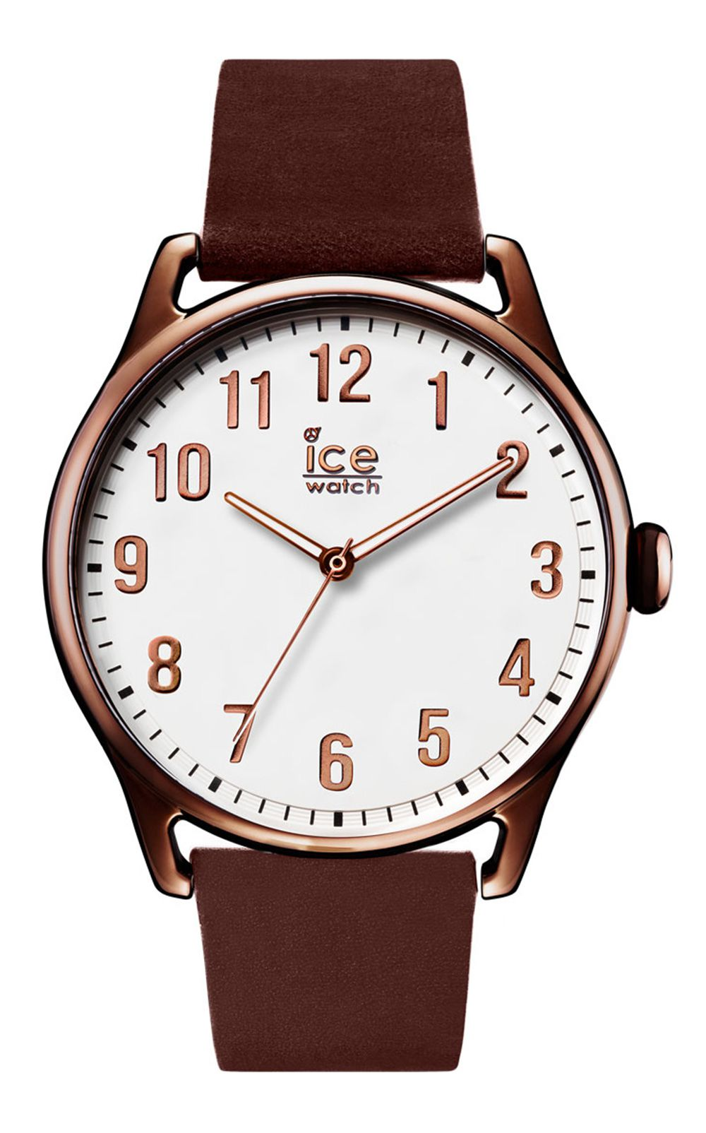 Ice-Watch ICE time Brown White Large