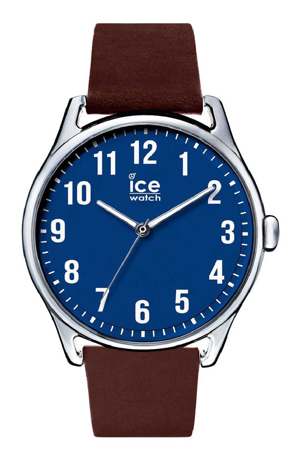 Ice-Watch ICE time Brown Blue Large