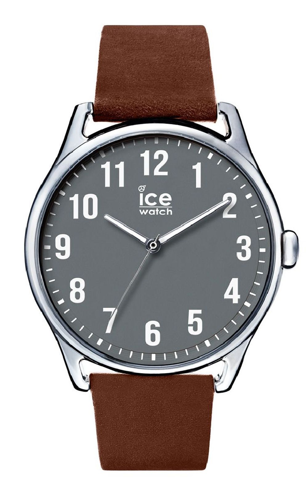 Ice-Watch ICE time Caramel Anthracite Large