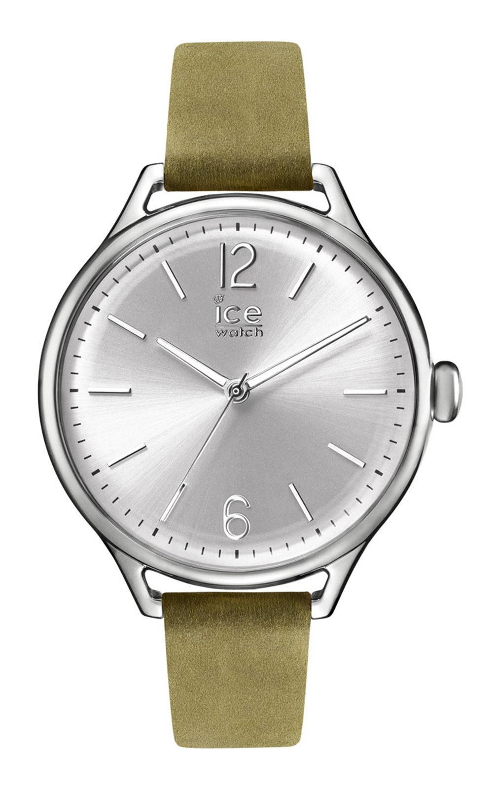 Ice-Watch ICE time Khaki Silver Medium