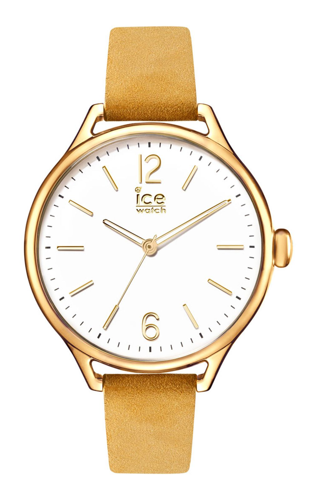 Ice-Watch ICE time Beige Champagne Medium