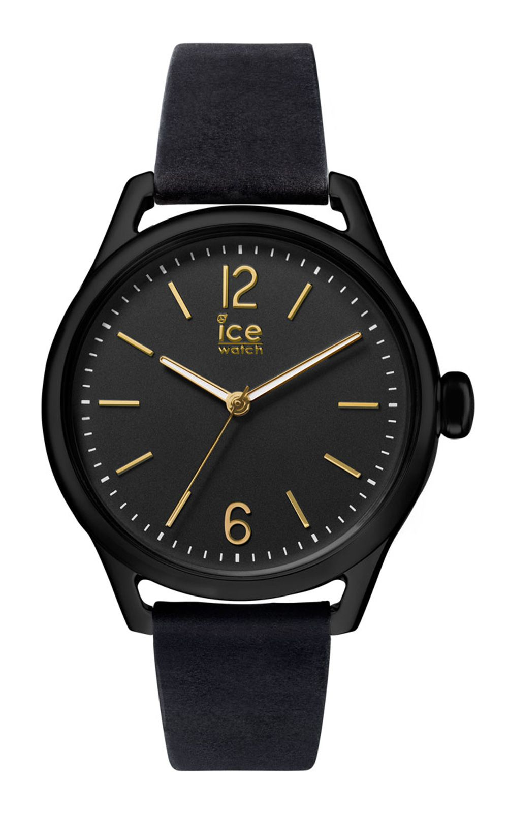 Ice-Watch ICE time Black Gold Small