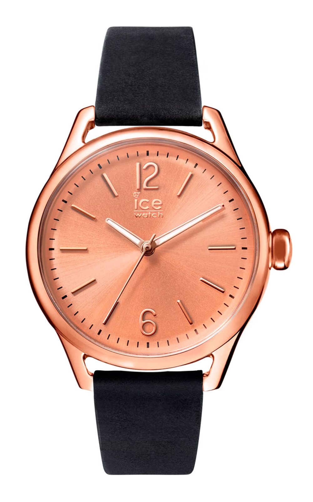 Ice-Watch ICE time Black Rose-Gold Small