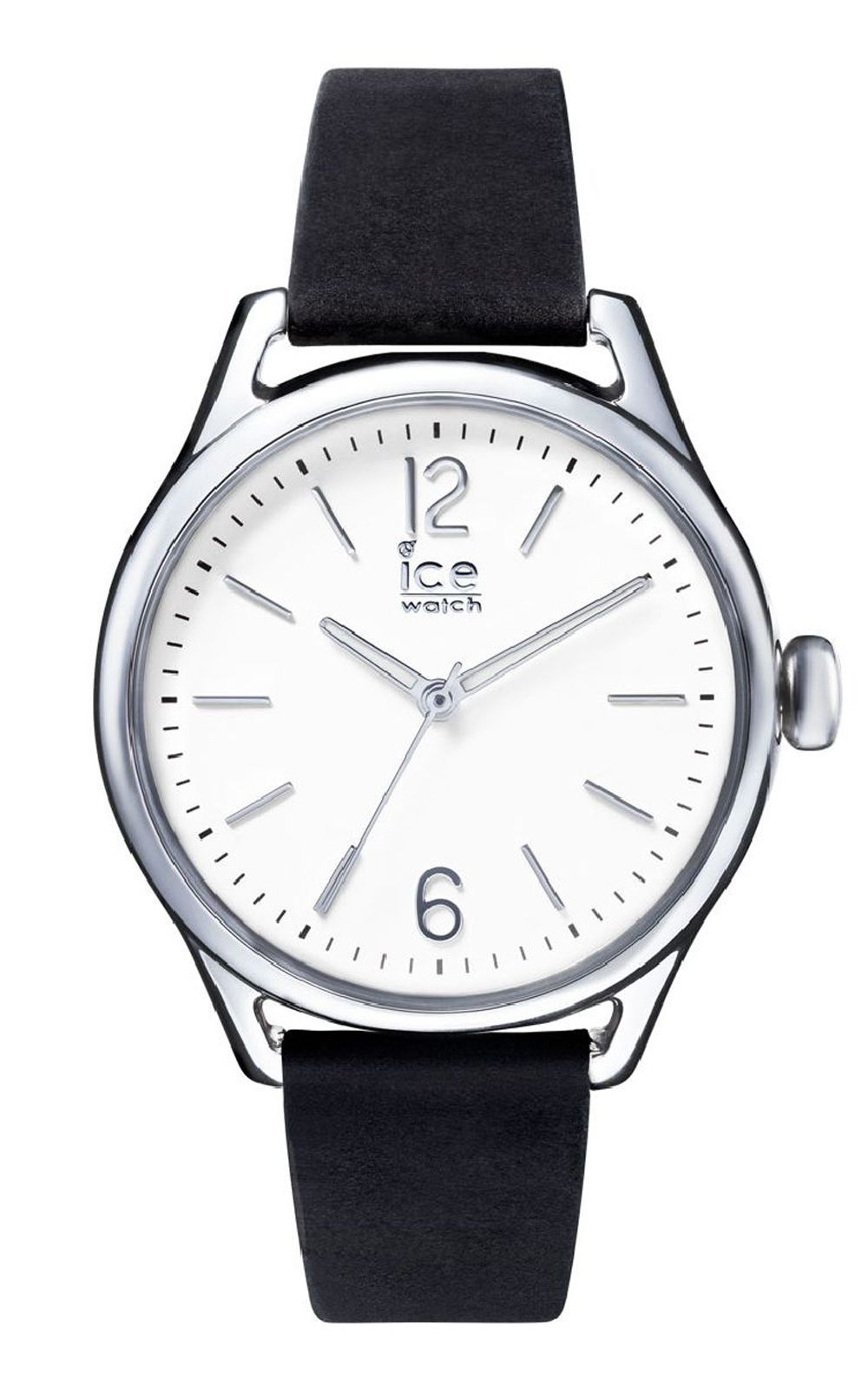 Ice-Watch ICE time Black Silver Small